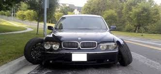 all bmw cars made all this bmw 7 series wanted was to be a drift car