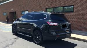 2014 chevy traverse blacked out on 2014 images tractor service