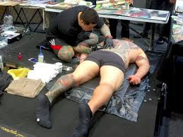 inside the london tattoo convention bi