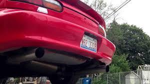 99 camaro exhaust 99 camaro z28 magnaflow exhaust