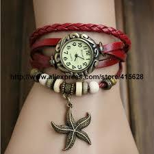 girls bracelet watches images 2017 new fashion women bracelet watch vintage girls cute choose jpg