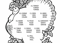 thanksgiving worksheets free printables page 4 education