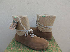 womens ankle boots size 11 womens size 11 sanuk soulshine chill suede surfer ankle boots