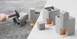 Design Desk Accessories Soft Faux Concrete Desk Accessories Tripleliving Feel Desain