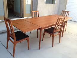 Danish Dining Table Mid Century Danish Teak Draw Leaf Dining Table U2013 Sold Greencycle