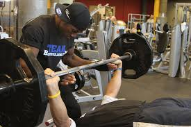 Proper Bench Form One Move For A Big Chest Decline Barbell Bench Press