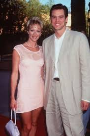 First wife was Melissa Wormer (married 1987-1993), second wife was Lauren Holly (married 1996-1997). Lauren Holly Jim Carrey and Lauren Holly at the LA ... - normal_nuttyproffesor09