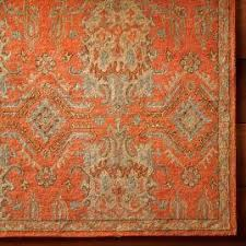 What Is A Tufted Rug Phoenix Hand Hooked Wool Area Rug Frontgate