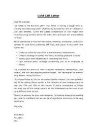 cold call cover letter with resume sponsor letter for tourist visa