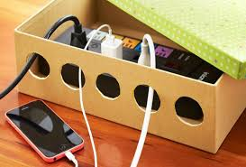 build a charging station diy charging station ideas p g everyday p g everyday united