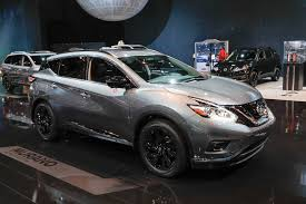 nissan murano z51 ti review nissan adds special midnight edition package to six models
