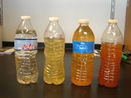 what color is orange flint photo shows discolored water amid crisis time