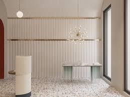 Velvet Reception Desk Real Estate Office For Rinofanto Development Milan On Behance