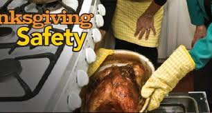 thanksgiving safety awareness tips ken oswald csho sts pcp