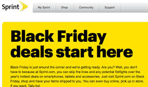 sprint black friday 2015 deals