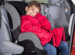 the dangers of winter coats and car seats consumer reports