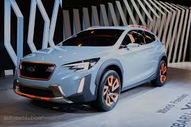 crosstrek subaru orange 2017 subaru xv crosstrek previewed by this rugged concept in