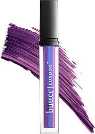 butter london wink mascara indigo punk violet shimmer deep