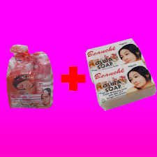 Gluta Soap 1 beauche set 2 pcs gluta soap beauche store 1 choice