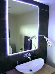 Led Lighting Bathroom Bathroom Led Lighting Engem Me