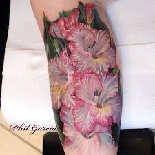 35 best garden gladiolus tattoo designs images on pinterest