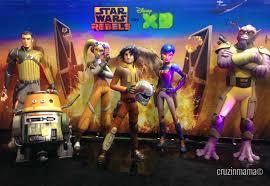 star wars rebels cruzin mama