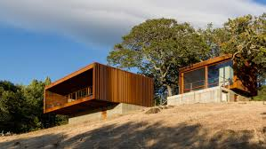 Modular Guest House California Alchemy Architects Sonoma Weehouse