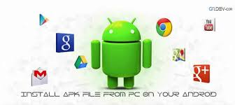 apk file install apk file on your android phone remotely from your pc