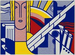 roy lichtenstein vector roy lichtenstein modern poster 1967 project 2 vector
