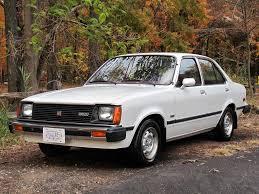 isuzu daily turismo 5k slowest car ever 1981 isuzu i mark diesel