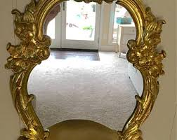 home interior mirrors gold mirrors etsy