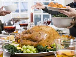 tips for pairing wines with a thanksgiving feast today