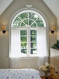 Curtains For Palladian Windows Decor Wonderful Arch Window Treatments Ideas Wonderful Bedroom With