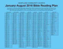 bible reading plan january august 2016 u2022 heartland ministries