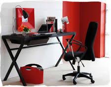 Glass Desk Home Office Furniture  eBay