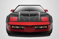 carbon fiber corvette carbon creations stingray z 1 pc for 84 96 chevy corvette