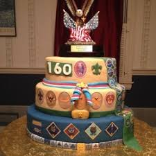 eagle cake topper 50 boy scout cake ideas happiness is