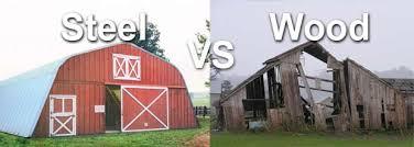 Steel Pole Barn Pole Barn Or Steel Barn U2013 Which Is Better Future Buildings