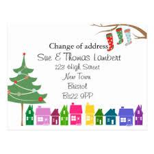 change of address christmas cards invitations greeting u0026 photo