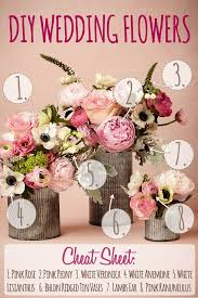 wedding flowers diy diy flower arrangements for weddings kantora info