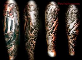 viking sleeve tattoos collections