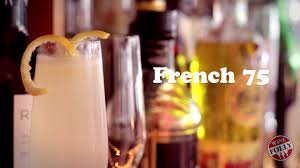 french 75 the most popular french 75 recipe calls for gin wine folly
