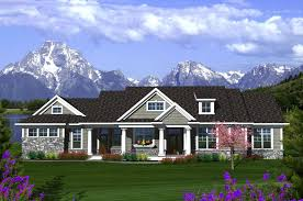 plan 89885ah craftsman ranch with curb appeal craftsman ranch