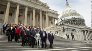 image of house democrats end house sit in protest over gun control cnnpolitics