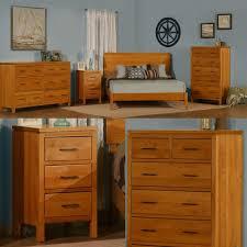 2 west amish bedroom set