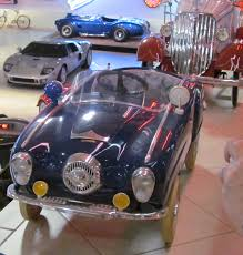 eye pratte s pedal car collection classiccars journal