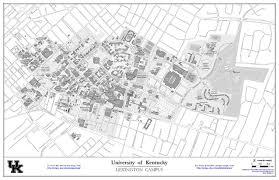 University Of Kentucky Campus Map Fresh Stony Brook University Map Cashin60seconds Info