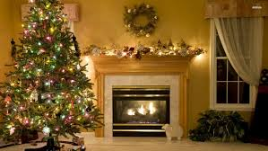 Decorated Christmas Tree Gallery by Admirable Living Room Home Christmas Ideas Integrating Awesome