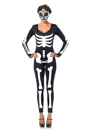 Halloween Skeleton Bodysuit Amazon Com Leg Avenue Women U0027s Spandex Printed Glow In The Dark