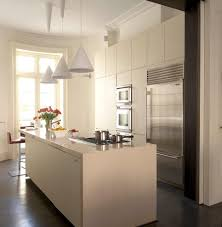cream colour schemes kitchen contemporary with kitchen island